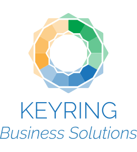 KeyRing Business Solutions Logo